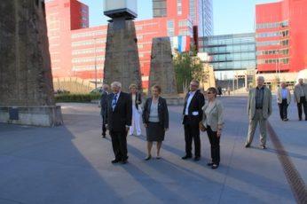 Visite du Site Belval  -sept.2011
