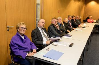 Assemblée générale des Amis de l'Université – mars 2017