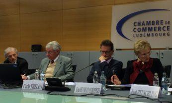 Table ronde : La compétivité des processus industriels  -oct.2014