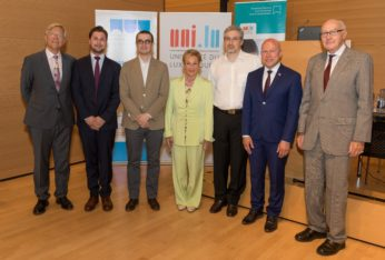 Prix Rolf Tarrach 2018 pour le Dr Léo Perrin (FSTC) – juillet 2018