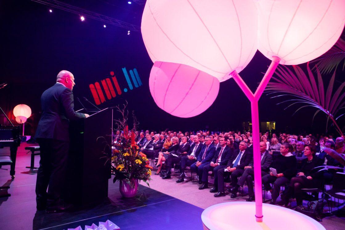 15ème anniversaire de l'Université du Luxembourg – novembre 2018