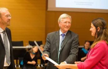 Prix Rolf Tarrach 2019 pour le Dr Véronique Cornu (FLSHASE) – juillet 2019